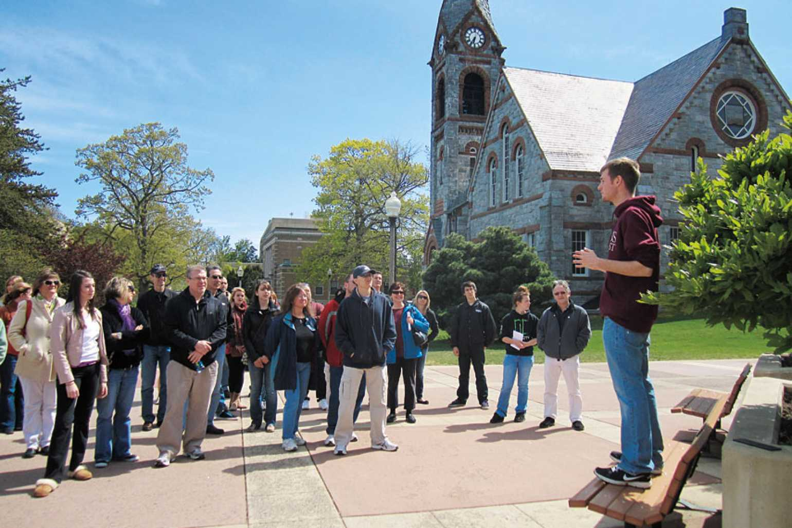 Champlain College Tours